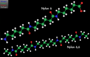 nylon molecule